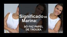 Esse é o significado do nome de Marina!