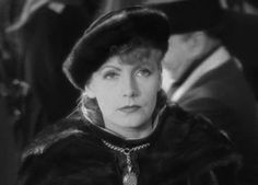"""Greta Garbo Faces Hypocrisy in a Man's World in ANNA KARENINA (1935)"""