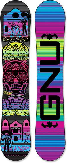 GNU B-Pro Series Limited C2 BTX Snowboard - Women's - 2012/2013 $749.95