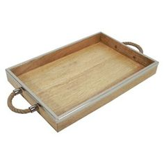 Wooden Trays To Decorate Endearing Uttermost Acela Natural Fir Wood Tray  Wood Tray Natural And Trays 2018