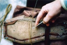 handmade shoes -- this guy makes contemporary, miniature and costume shoes.  Amazing stuff!