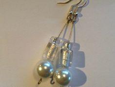 Earrings - Kiwi Christmas BBX030