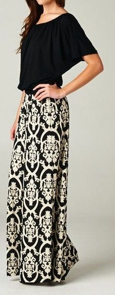 Truly Special Damask Jumpsuit ♥