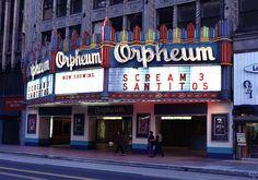 Orpheum Theatre Los Angeles