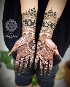 If you are looking for bridal mehndi designs for your wedding, then check out these top 30 mehandi images for some inspiration. Right from a simple mehndi design to an elaborate bridal henna design, you'll find it in here! Latest Bridal Mehndi Designs, Full Hand Mehndi Designs, Legs Mehndi Design, Indian Mehndi Designs, Modern Mehndi Designs, Mehndi Designs For Fingers, Wedding Mehndi Designs, Mehndi Design Pictures, Mehndi Images
