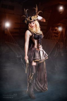 "500px / Photo ""Pirates Girl"" by Heiko Warnke"