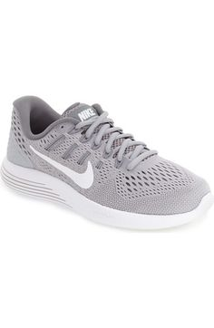 Nike 'LunarGlide 8' Running Shoe (Women) available at #Nordstrom