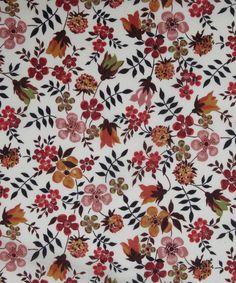 Liberty Art Fabrics Edenham M Tana Lawn | Fabrics by Liberty Art Fabric | Liberty.co.uk