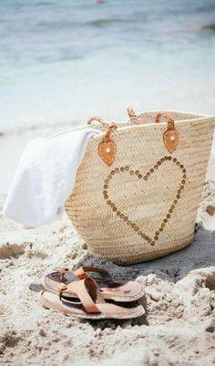 Lovely beach bag....