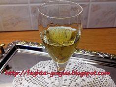 Λικέρ Βασιλικός - από «Τα φαγητά της γιαγιάς» Cookbook Recipes, Cooking Recipes, Alcoholic Drinks, Beverages, Greek Recipes, Recipe Box, White Wine, Liquor, Smoothies