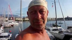 It's Day 6 and I'm finally going to sail into Geneva harbor. Lake Geneva, Sailing, Tours, Day, Candle