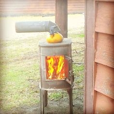 wood stove for our bus house