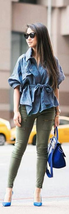 Color Mix / Fashion by Wendy's Lookbook