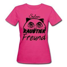 Stolzer Raubtier Freund. Tierisch gute Shirts und Geschenke für Katzen Freunde.#Katze #Katzen #Kater #Katzen Shirts #Kleidung #Shirts #T-Shirts #Geschenke #Tiere #Tier #Tierliebe #Fun #Fun Shirts #Raubtier #Freund #Besitzer #Haustier #Haustiere
