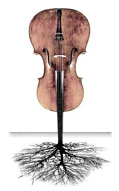 If only cellos grew on trees....