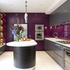 Contemporary (Modern, Retro) Kitchen by Tom Phillips
