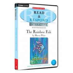 The Rainbow Fish (Read & Respond Interactive) Multimedia CD