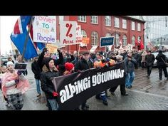 Iceland's Economy now Growing Faster than the U.S. and E.U. after Arresting Corrupt Bankers