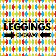 Leggings Giveaway #TrinityLuLaRoe