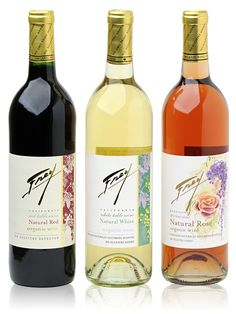 Organic Wine.