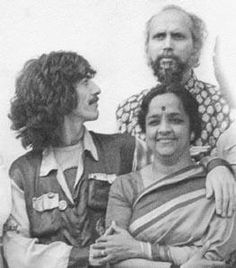 George Harrison India