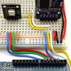 LED and RTC connected
