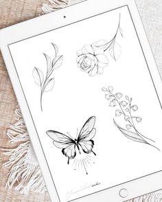 Peonies Tattoo, Henna Patterns, Tattoo Sketches, Flower Tattoos, Black Tattoos, Blackwork, Mehndi, Flower Art, Tatoos