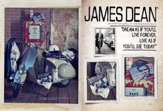 Capsule collection James Dean #fredmello #fredmello1982 #newyork #accessories #mancollection  #springsummer2013 #accessible luxury #cool #usa #