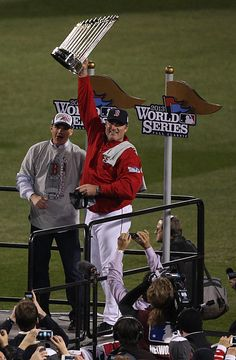 Red Sox win World Series :))