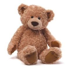 """Maxie is such a classic bear to add to any playroom o7r bear collection. His 24"""" size is sure to be a HUGE hit! The leading soft toy manufacturer in the U.S., and also the oldest, GUND was founded in C"""