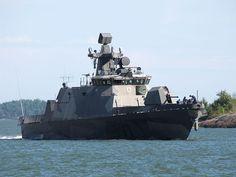 Hamina class missile boat