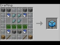Minecraft Crafting Ideas - YouTube