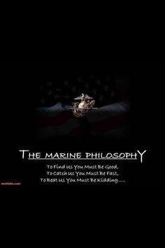 True to the Corps Marine Quotes, Usmc Quotes, Military Quotes, Military Humor, Military Love, Military Terms, Military Signs, Military Brat, Marine Sister