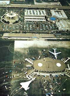 A special visitor to LAX 1970's --    www.facebook.com/VintageAirliners