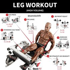HIGH VOLUME LEG WORKOUT This is the day when you love to hate. ⠀⠀⠀⠀⠀⠀⠀⠀⠀⠀⠀⠀ Start with the squats of the front barbells. You can change them for the rear squats or hack squats. ⠀⠀⠀⠀⠀⠀ The second exercise will wear a leg. Place the legs narrow and in the center ofRead More →