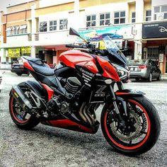 KAWASAKI Z800 #zx800#kawasaki#chairellbikes4life #motorcycle #motorcycles #bike…