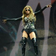 Agarrate Tour Gloria Trevi