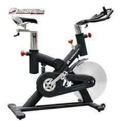 Rower spinningowy Steelflex XS-02 InSportLine czarny
