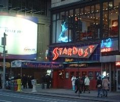 Capezio NYC and Stardust Diner