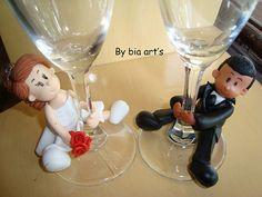 taças dos noivos
