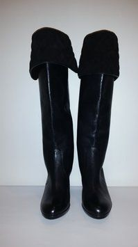 Lauren By Ralph Lauren Riding Black Boots Size: 6New with tags 45% off Retail was $248.00 now $135.00