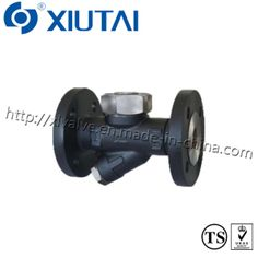 Cast Steel Thermodynamic Steam Trap (flanged) on Made-in-China.com