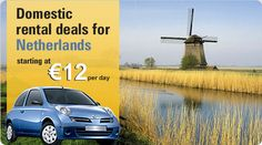We are offering one of the best car rental service at Netherlands