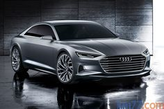 Audi prologue (prototipo) Coupé Exterior Lateral-Frontal 2 puertas