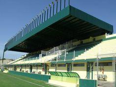 Estádio Vieirão - Gravataí (RS) Capacidade: 4,7 mil - Clube: Cruzeiro