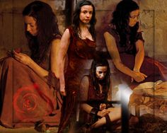 Freya - BBC's Merlin Laura Donnelly, Prince Arthur, Colin Morgan, Merlin, Bbc