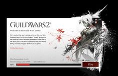 Game Ui Design, Entertainment Sites, Guild Wars 2, Weekend Events, Chinese Style, Game Art, Design Elements, Gaming, Banner
