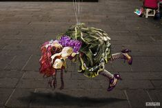street painting gallery - Street Painting and Anamorphic Art by Chalk Artist Cuboliquido 3d Street Painting, 3d Street Art, Chalk Festival, Art Festival, Tivoli Park, Chalk Artist, Venice Florida, Anamorphic, Ocean Park