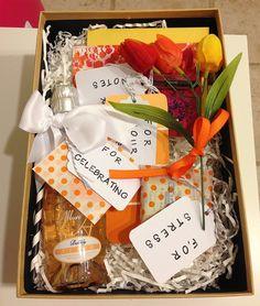 Bridesmaid Box by BoxesToBe on Etsy, $35.00