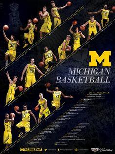 Michigan MBB